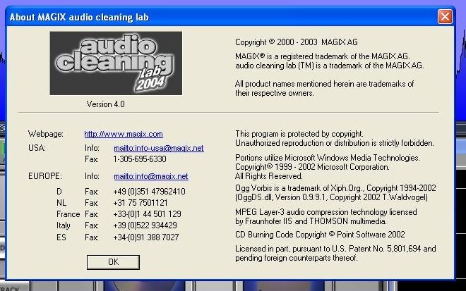 magix audio cleaning lab free download full version