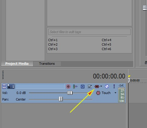 Audio track FX and event FX dont work Sony Vegas Pro 13