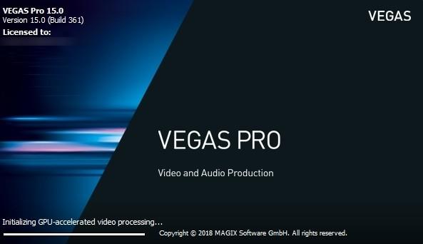 Vegas Pro 13/15